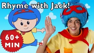 ABC Song and More Rhymes With Jack | Nursery Rhymes from Mother Goose Club!