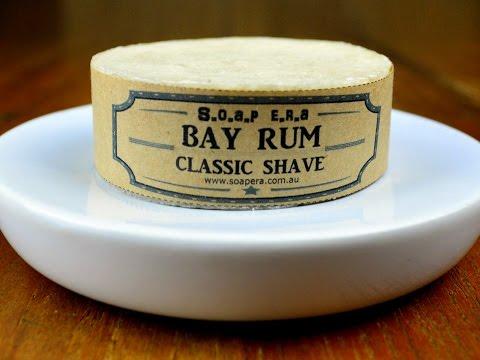 ERA Bay Rum SOTD & Review