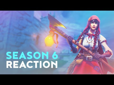 Xxx Mp4 DAKOTAZ REACTING TO NEW SEASON 6 BATTLE PASS UPDATE Fortnite Battle Royale Dakotaz 3gp Sex
