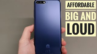 Huawei Y6 2018 Review