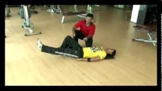 abdominal exercises telugu-how to reduce belly