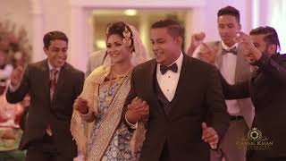 Best Groom dance Mustafiz + Chandni Walima Highlight