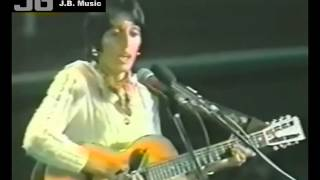 Joan Baez - Donna Donna (Live In Barcelona - Nov 18, 1977)