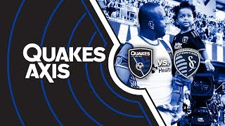 Quakes Axis   Behind the scenes of Father's Day at the Quakes game