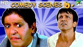 Chunky Pandey And Kay Kay Menon Best Comedy Scenes | Sankat City | HD