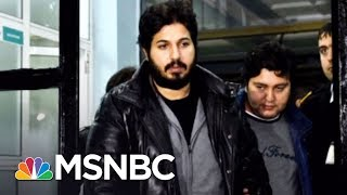 Did This Man Work With Michael Flynn To Kidnap Turkish Cleric?   AM Joy   MSNBC