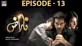 Naraz Episode 13 - ARY Digital Drama