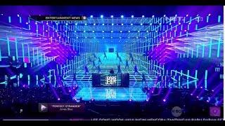 Kemeriahan NET 4.0 Presents Indonesia Choice Awards 2017