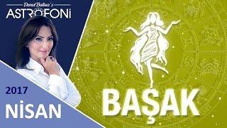 BAŞAK Burcu Nisan 2017 Aylık Astroloji ve Burç Yorumları