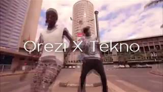 Orezi ft Tekno - Whine For Daddy (Official Video)
