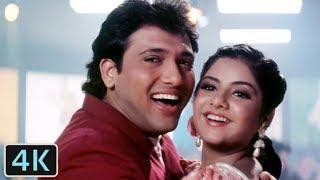 Dole Dole Dil Mera Dole | Full 4K Video Song | Govinda | Divya Bharti - Shola Aur Shabnam