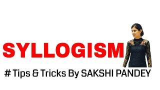 Syllogism trick for bank exam bank PO, IBPS |Clerk | How to solve syllogism problem quickly in a min
