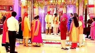 Rishi And Pawan Become Groom In Serial Kasam Tere Pyar Ki
