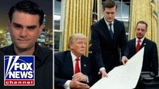 Shapiro: Why was Porter allowed to work closely with Trump?