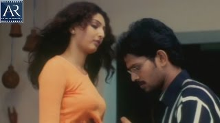 Priya with Boyfriend in Bedroom | Preminchaka Movie Scenes | AR Entertainments