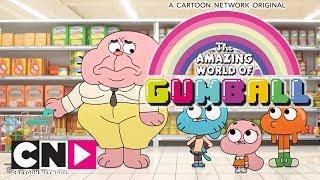Gumball I Richard'ın Sorunu I Cartoon Network Türkiye