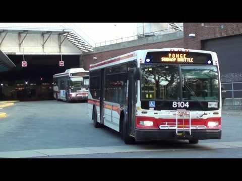 Xxx Mp4 TTC Eglinton Station Bus Terminal Compilation Video 2 3gp Sex