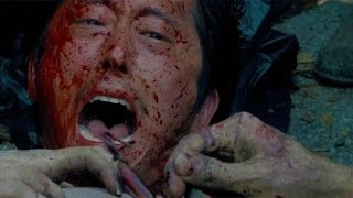 Top 10 Most Shocking Deaths in The Walking Dead (Walking Dead Season 7)