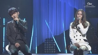 S.M. THE BALLAD Vol.2 Joint Recital_좋았던 건, 아팠던 건 (When I Was... When U Were...) by Krystal & CHEN