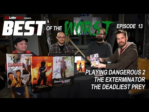 Best of the Worst Playing Dangerous 2 The Exterminator and The Deadliest Prey