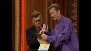 Multiple Personalities (a car broken down at night) - Whose Line UK