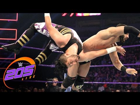 Xxx Mp4 Mustafa Ali Vs Ariya Daivari WWE 205 Live Feb 7 2017 3gp Sex