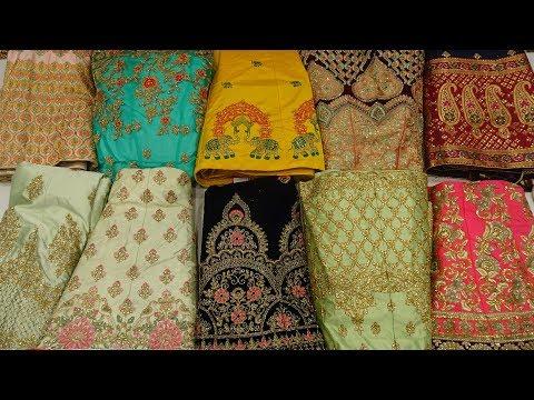 घर बैठे लेहेंगा साड़ी मिलेगी | Butterfly Lehenga, Designer Saree, Padmavati Lehenga | 2019 Collection