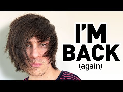 Xxx Mp4 Emo Anthony Returns 3gp Sex