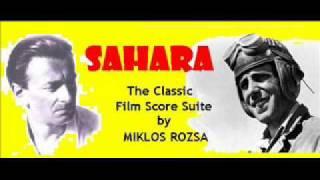 MIKLOS ROZSA - 'SAHARA' CONCERT SUITE (BOGART)