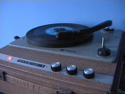 Gramofon Bambino 4