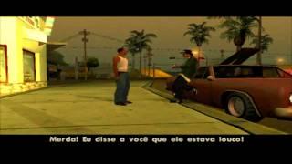 GTA San Andreas Missão 2 Ryder [PT-BR] (HD) Com El loko & DetonadosLuiz