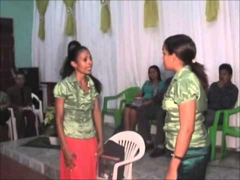 Peça teatral Mães de Joelhos e Filhos de Pé