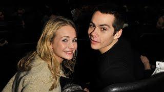 Dylan O'Brien Supports Girlfriend Britt Robertson's New Netflix Show With ADORABLE Tweet