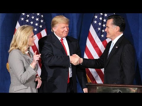 Xxx Mp4 MORE PEOPLE Think Trump Sexually Assaulted Mitt Romney S Wife 3gp Sex