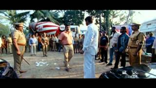Malayalam Movie | Collector Malayalam Movie | Adithya Gets Arrested