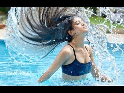 Shivangi Joshi Hot Pool Photoshoot 2017