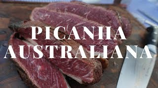PICANHA AUSTRALIANA -  SMOKER BBQ BRASIL