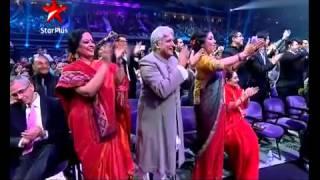 Rishi & Ranbir Kapoor at IIFA Awards 2012   Promo