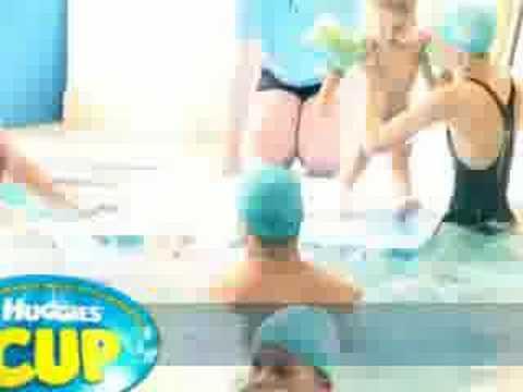 Zgrupowanie Małych Pływaków HUGGIES CUP