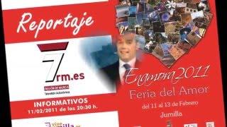 Reportaje Feria del Amor de Jumilla 2011