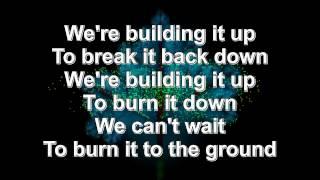 Burn It Down- Linkin Park †† (Lyrics) HD
