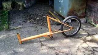 Bicycle Sidecar and Trailer Build...