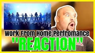 Fifth Harmony - Work From Home Billboard Music Awards 2016 Performance [REACTION]