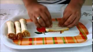 How To Make Roti Gulung