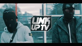 (40) Samurai - Ain't Tryna Get Nabbed [Music Video] @40samurai | Link Up TV