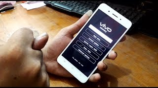 VIVO 1603 WIPE DATA - FACTORY RESET