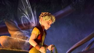 Tinkerbell and Terence on Pixie Dust Tree