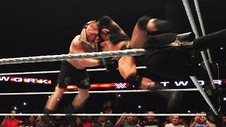Randy Orton's sneak attack gives Brock Lesnar a taste of his own medicine: Sept. 25, 2016