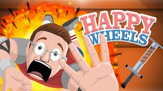 SUPER SONIC DEATH!! - Happy Wheels