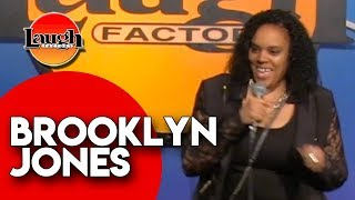 Brooklyn Jones | Black Don't Crack | Laugh Factory Stand Up Comedy